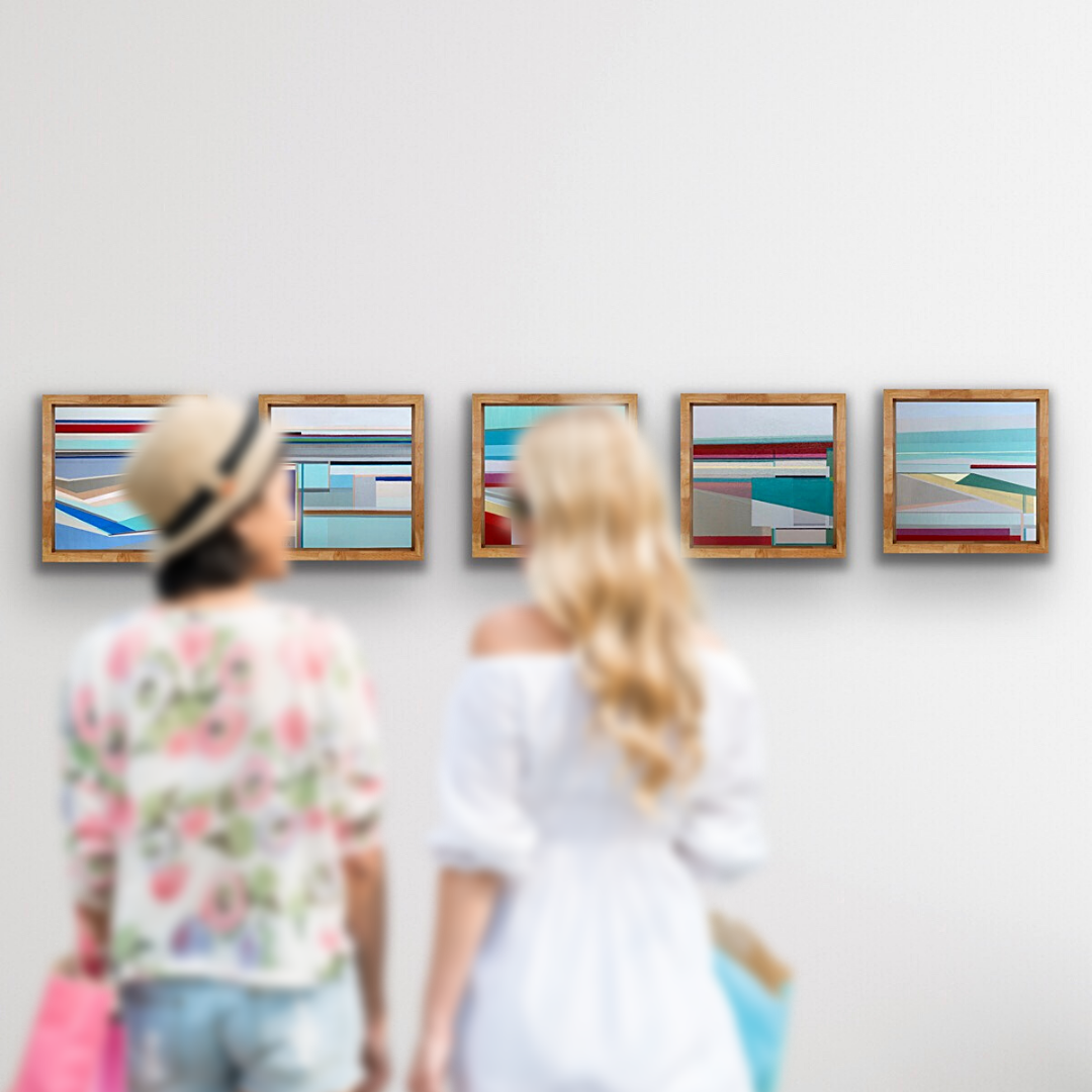 Artist Shilo Ratner, Locust Grove Estate, 2021 Solo Exhibition