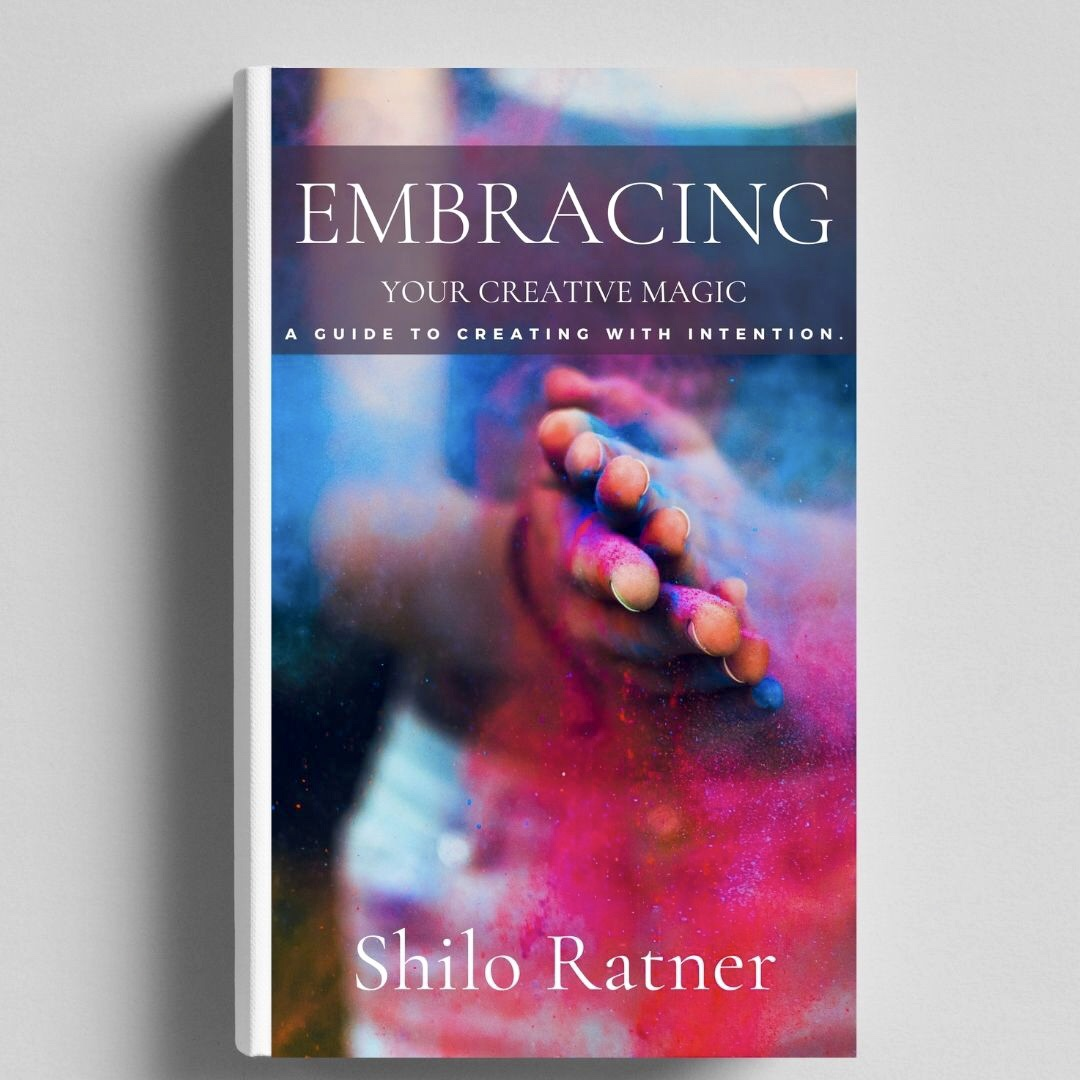 Author Shilo Ratner_Embracing Your Creative Magic